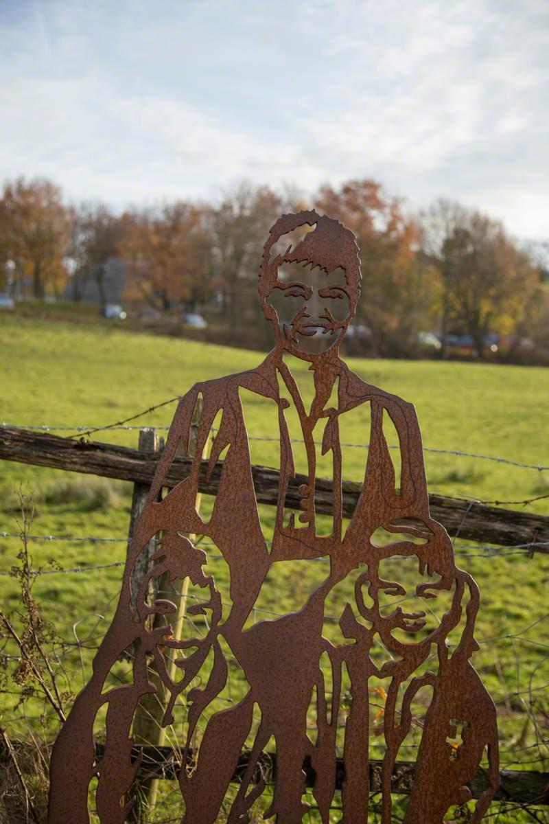 Portrait Bench Rochdale