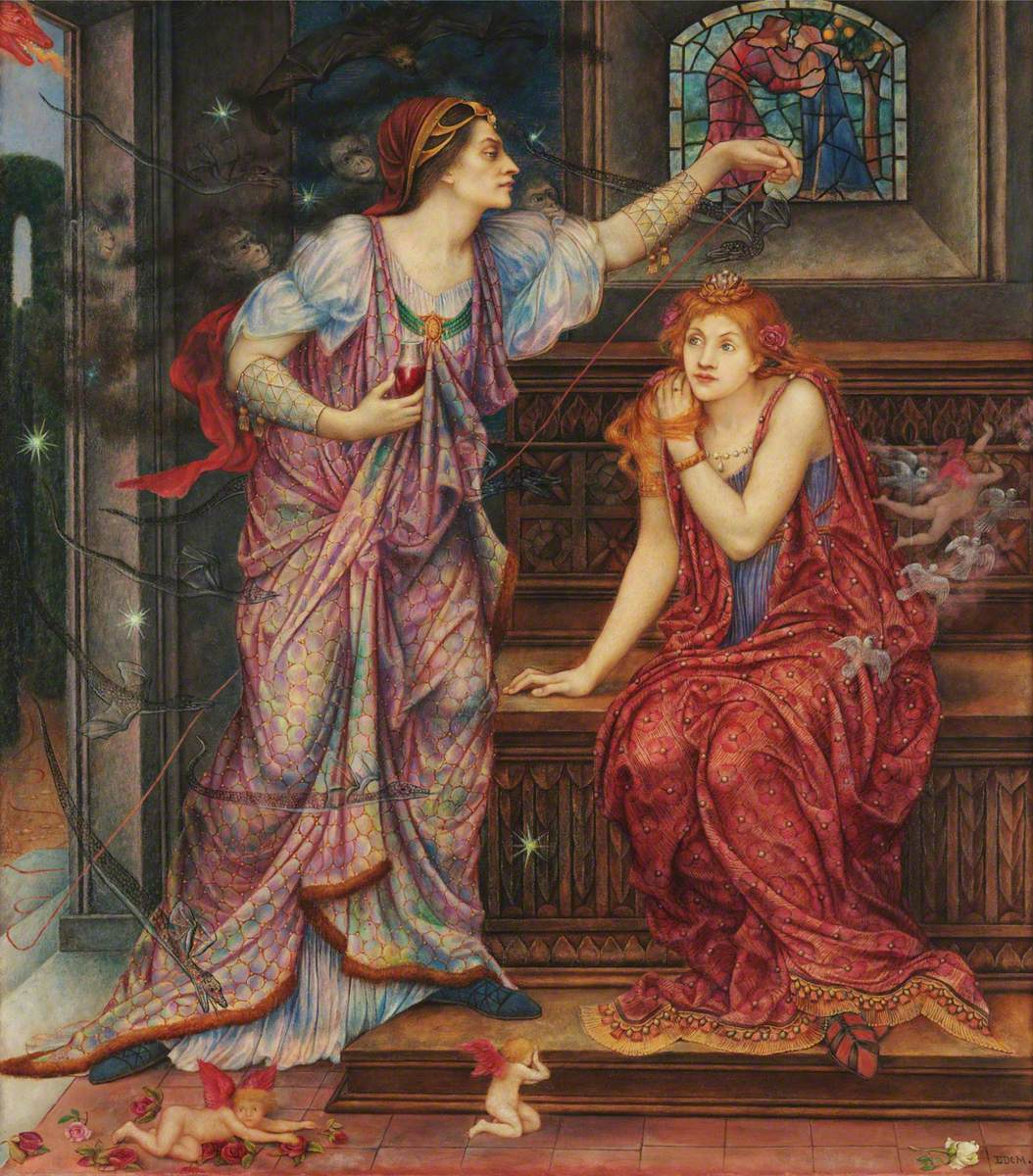 Queen Eleanor and the Fair Rosamund