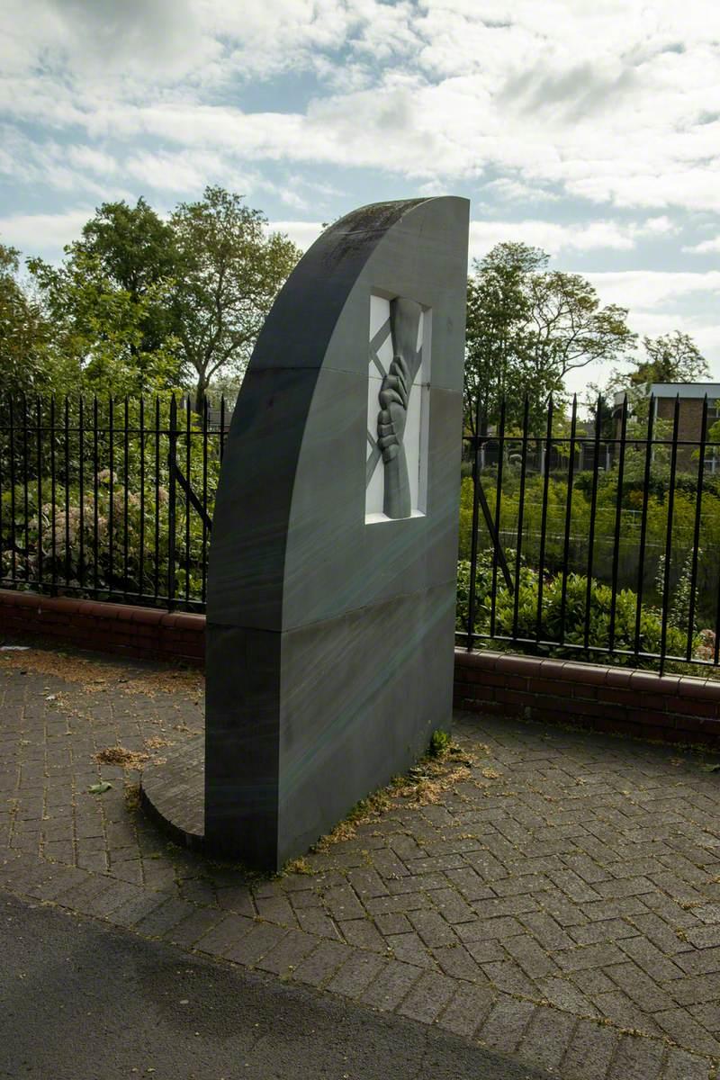 Clapham Junction Rail Crash Memorial