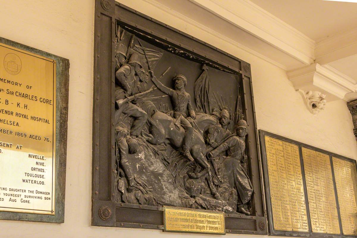 Memorial to Major General Arthur Wellesley Torrens