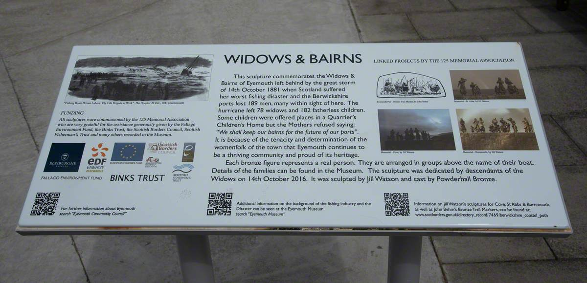 Widows and Bairns