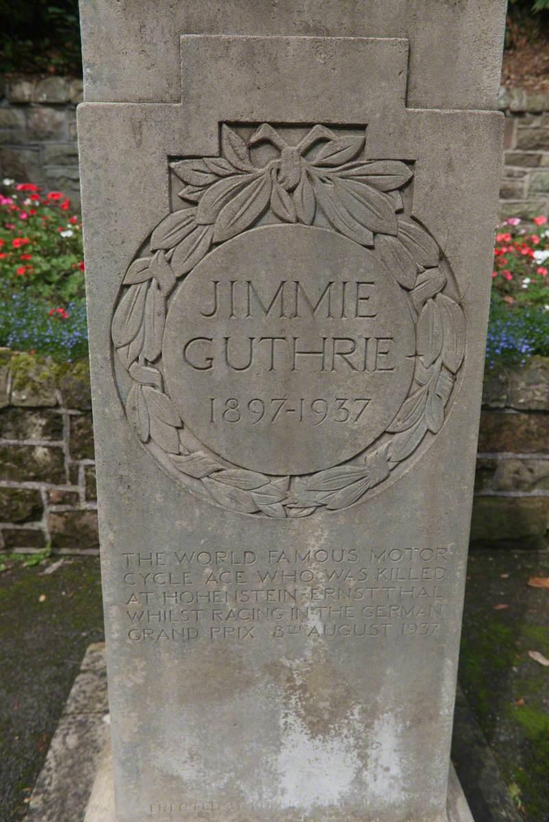 Jimmie Guthrie (1897–1937)