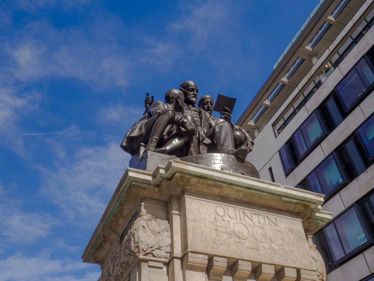 Quintin Hogg (1845–1903) Memorial