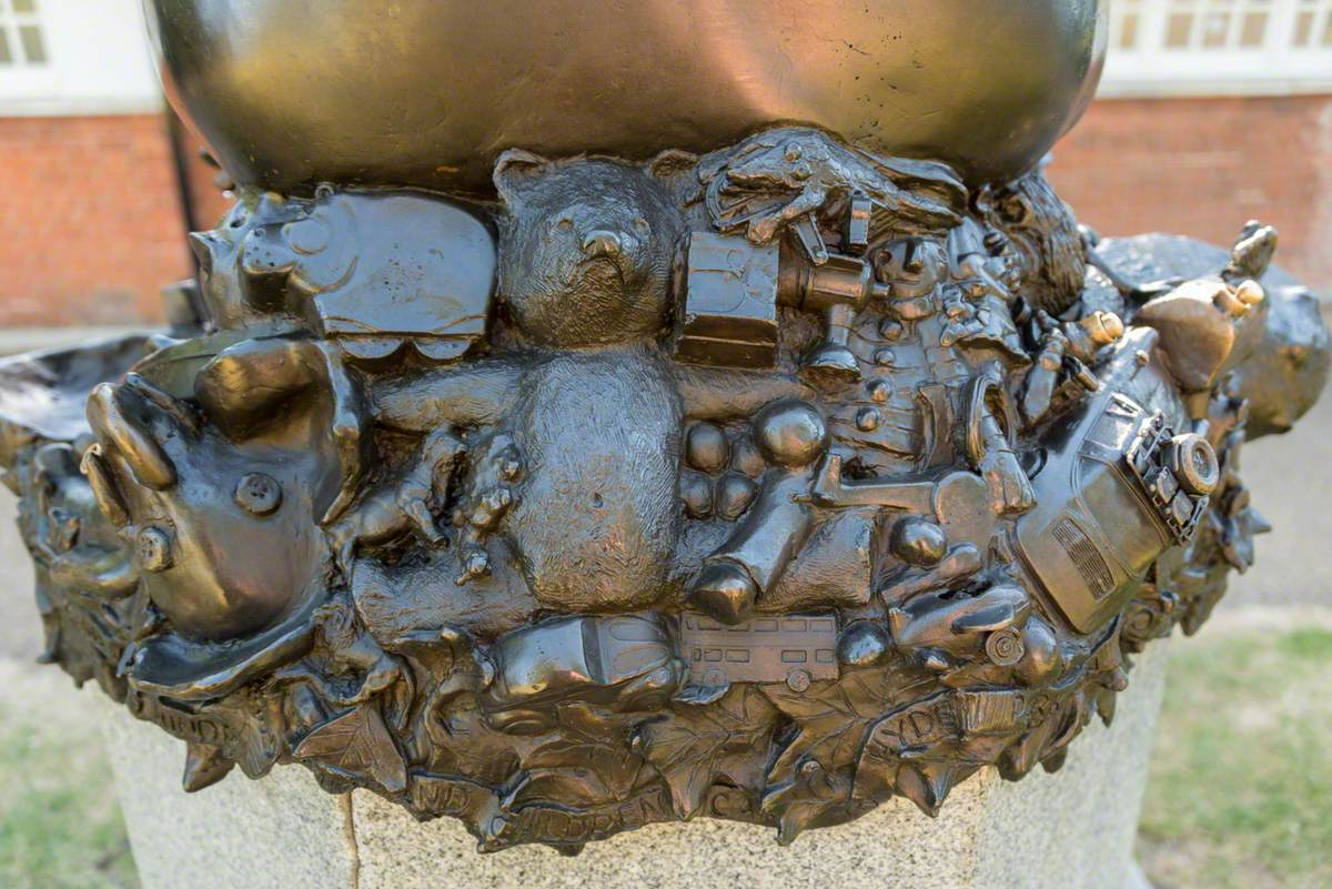 Year of the Child Drinking Fountain