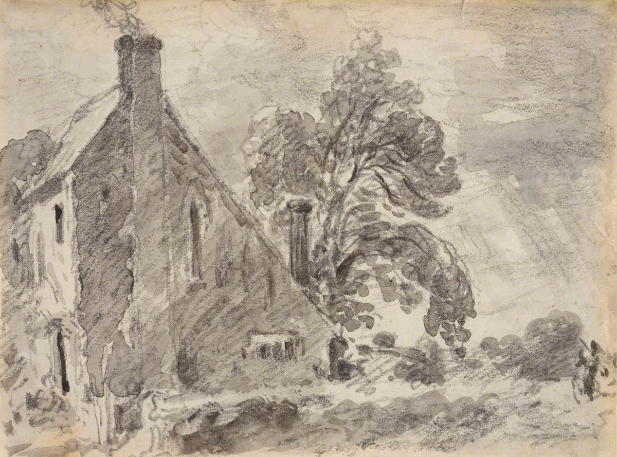 Cottage at East Bergholt