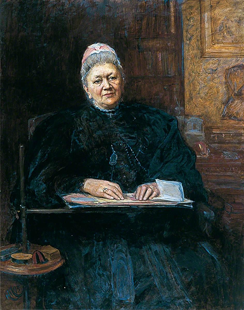 Mrs Phoebe Lankester