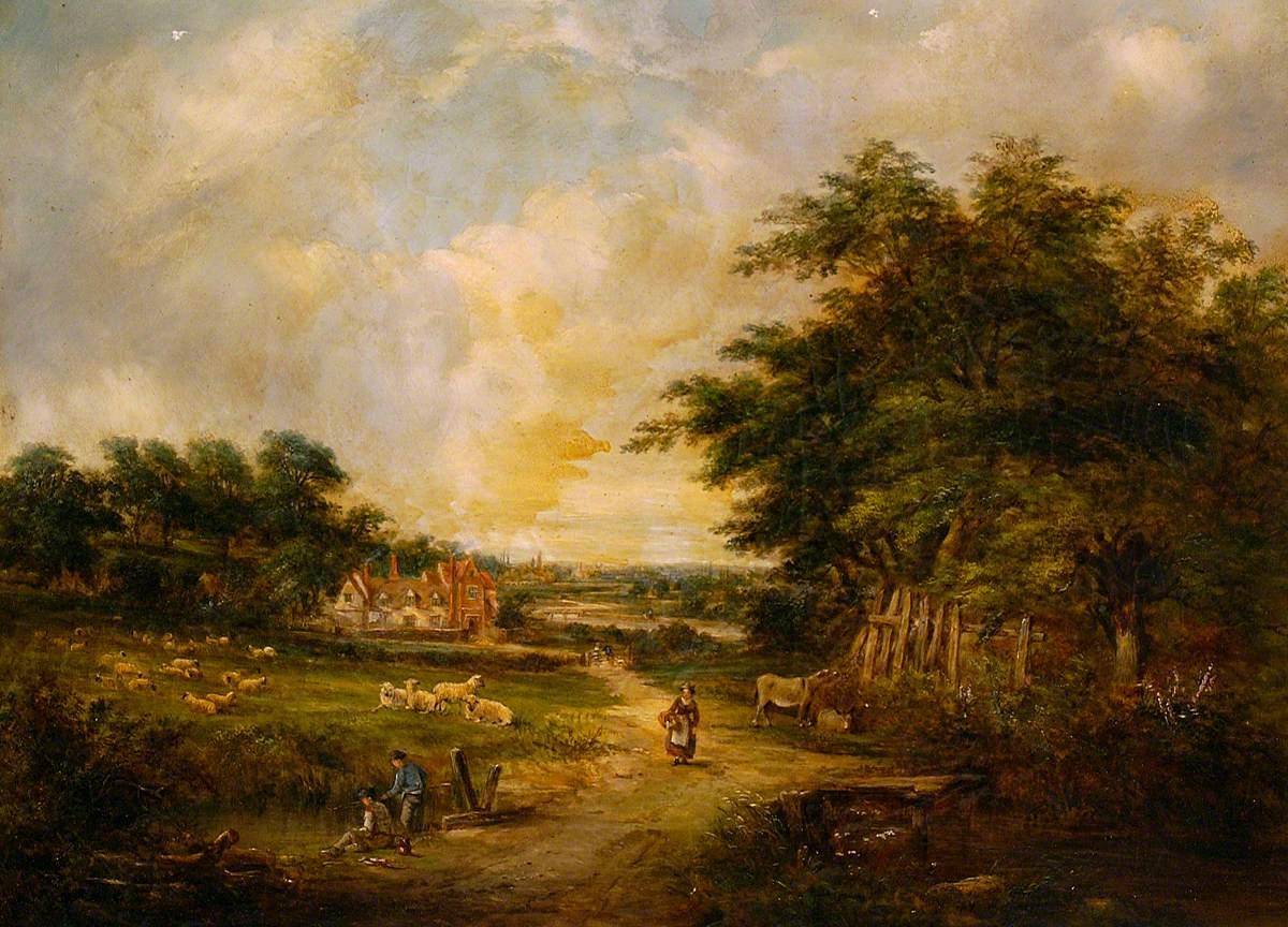 Old Gippeswyck Hall, Suffolk