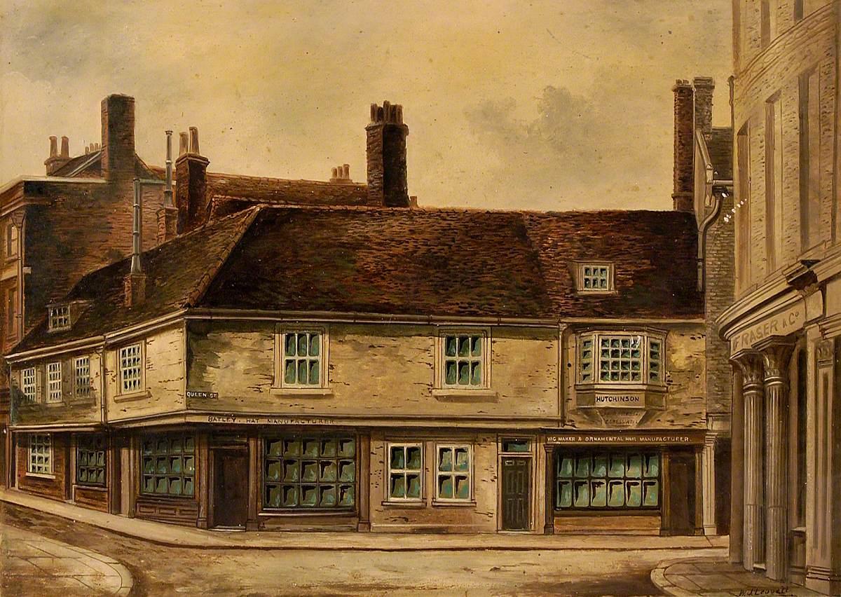 Old Buttermarket, Ipswich