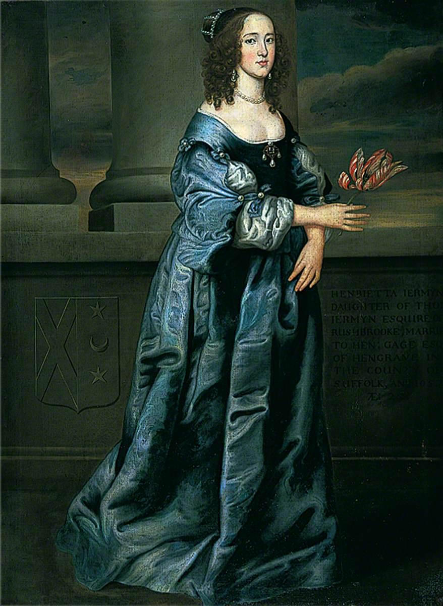 Henrietta Jermyn (b.1632)