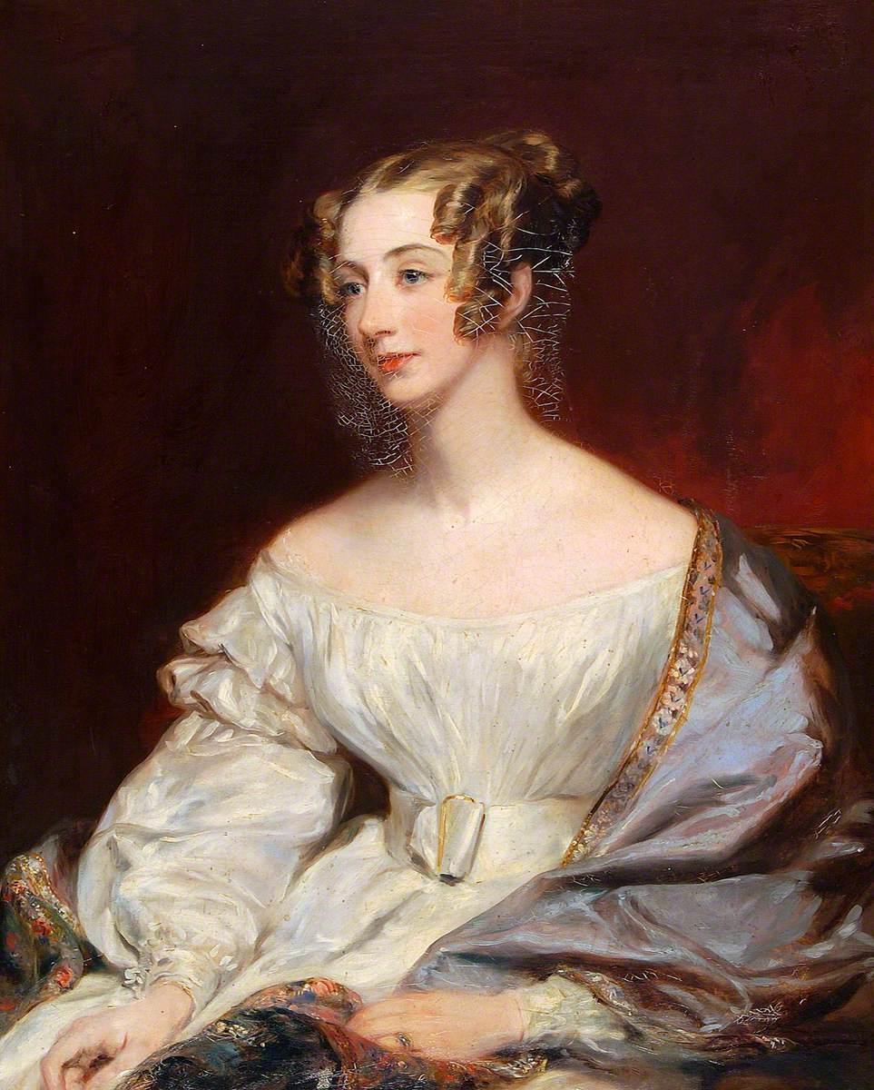 Eleonora Long, née Montagu (c.1811–1900)