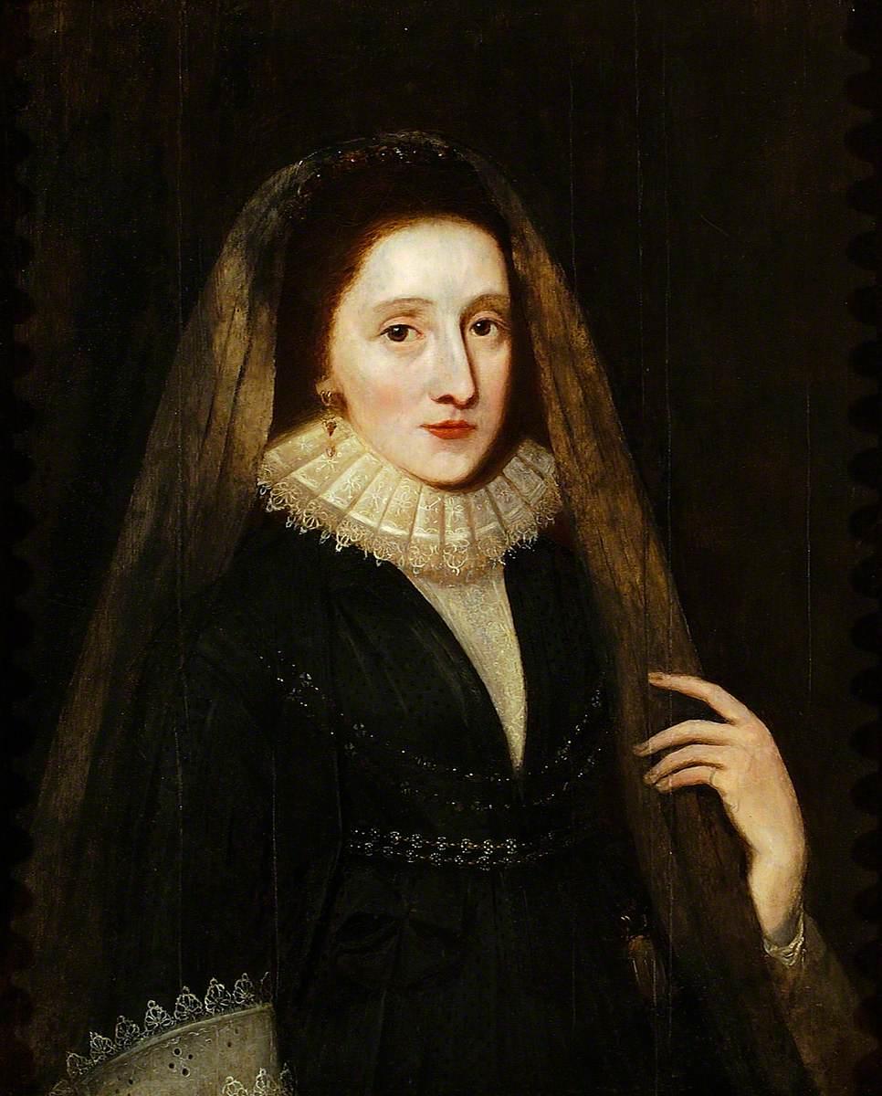 Portrait of a Lady of the Boleyn Family