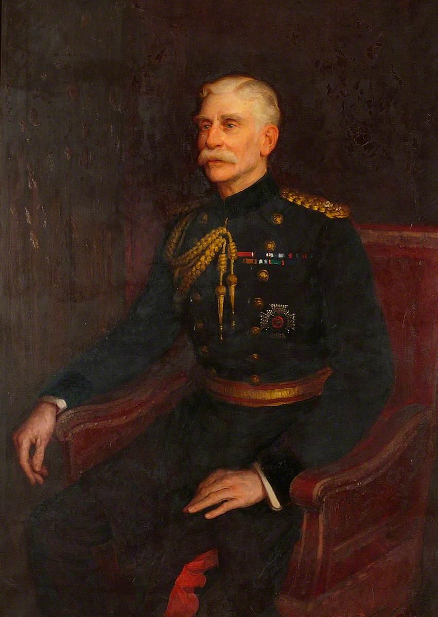 Lieutenant General Sir Ronald Lane, KCV