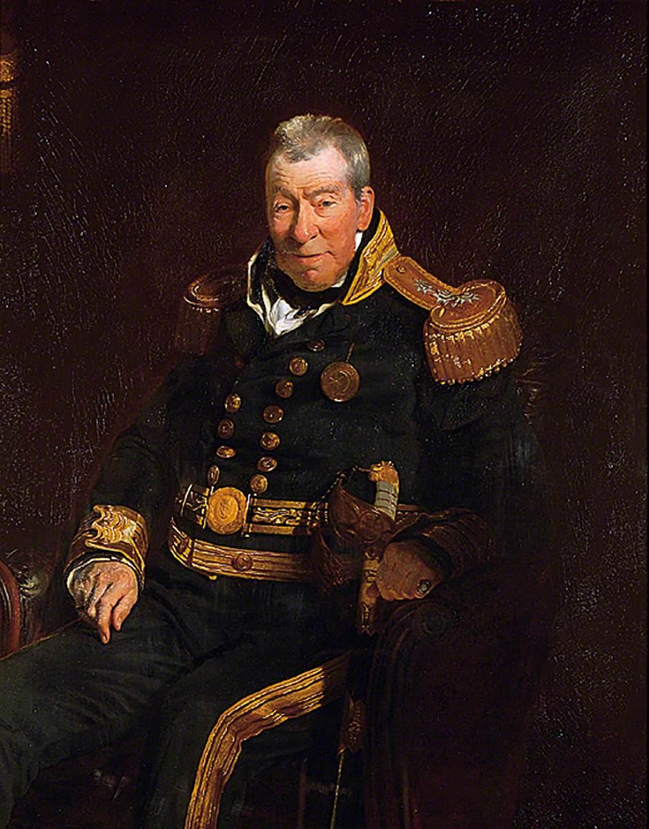 Admiral Benjamin William Page