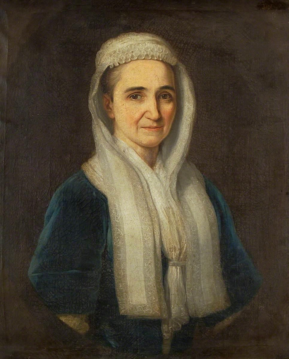 Possibly Marguerite Fonnereau as an Elderly Lady
