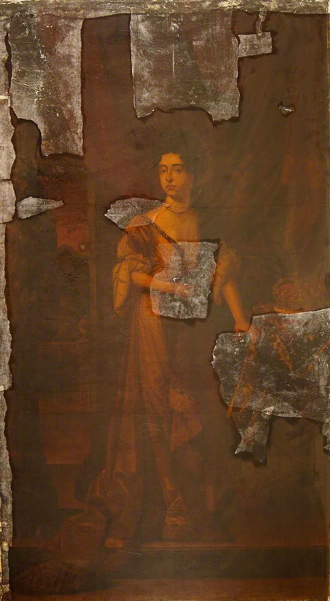 Portrait of a Queen