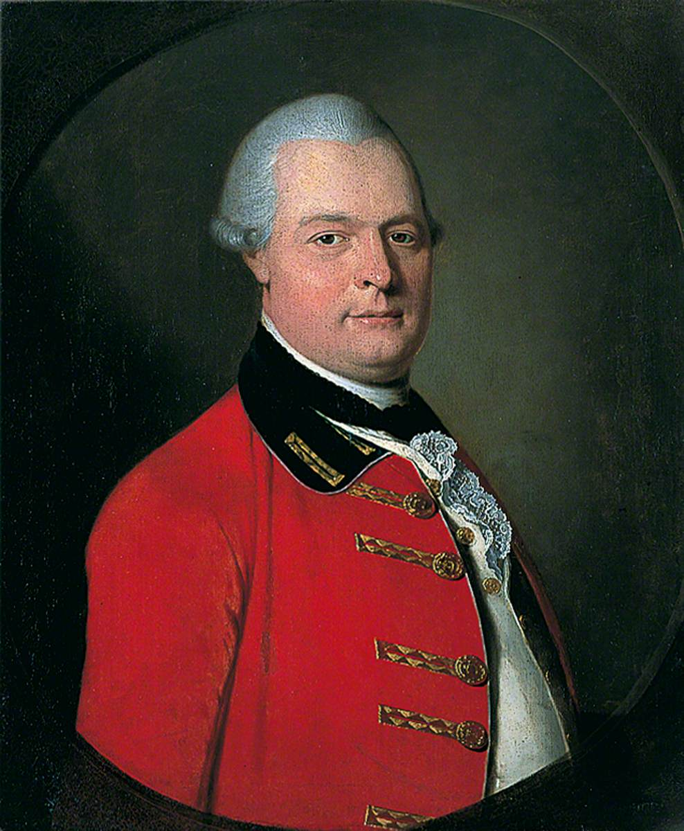 Major George Leathes, Royal Dragoons