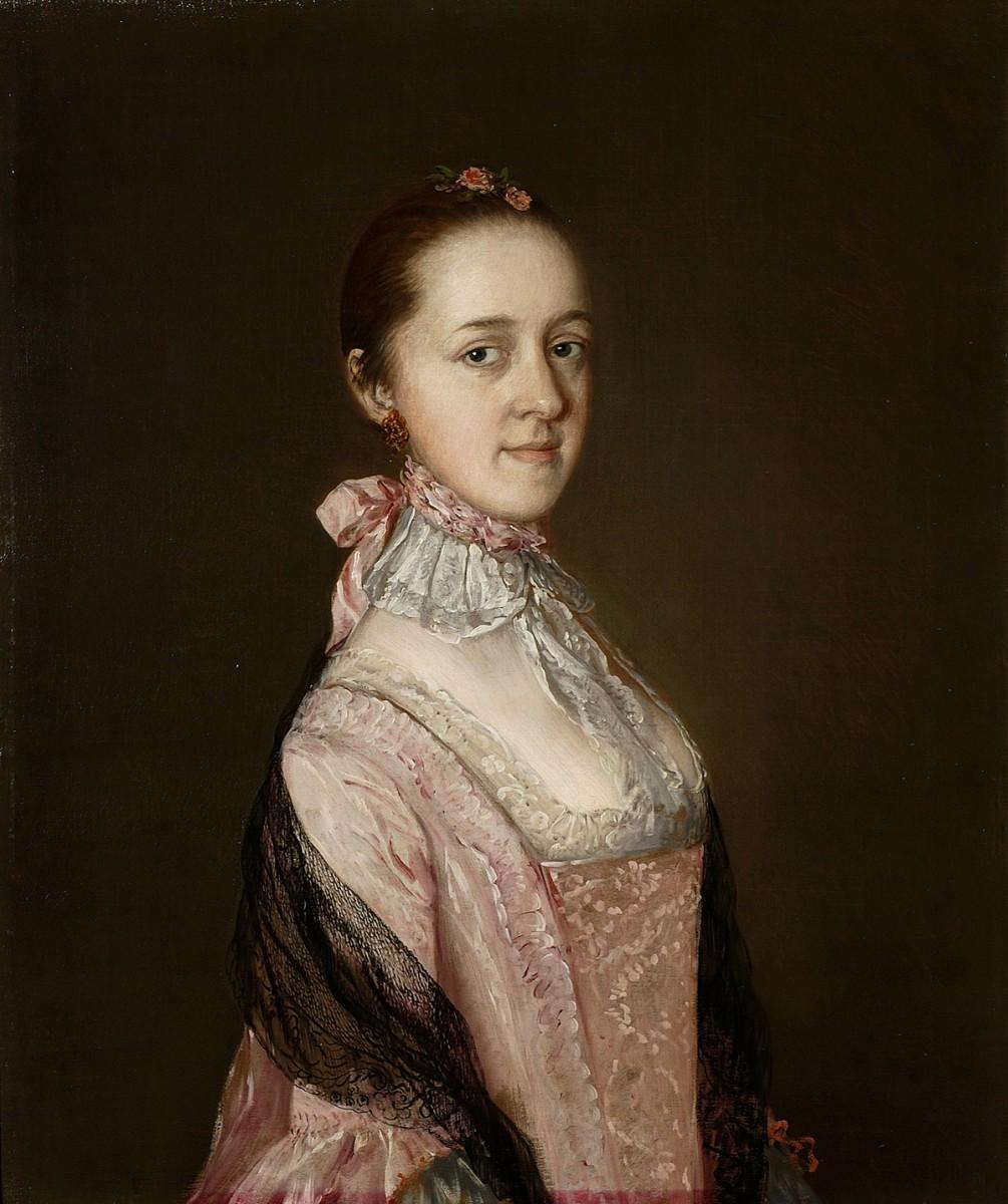 Caroline, Mrs Nathaniel Acton