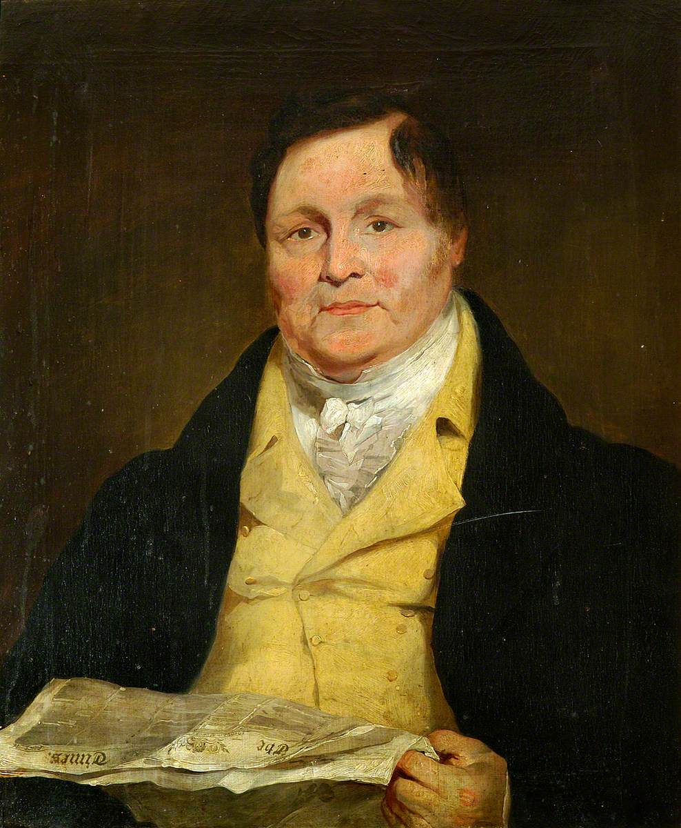 Richard Garrett (1779–1837)