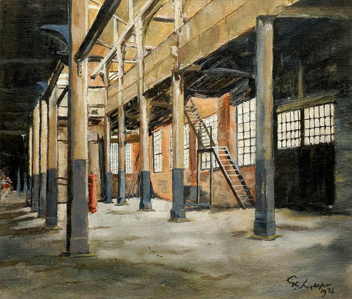 The Long Shop, Leiston