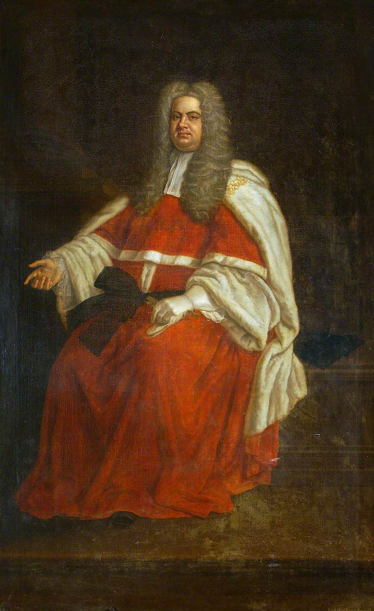 James Reynolds (1685/16866–1747), Judge, Lord Chief Baron of the Exchequer (1730)