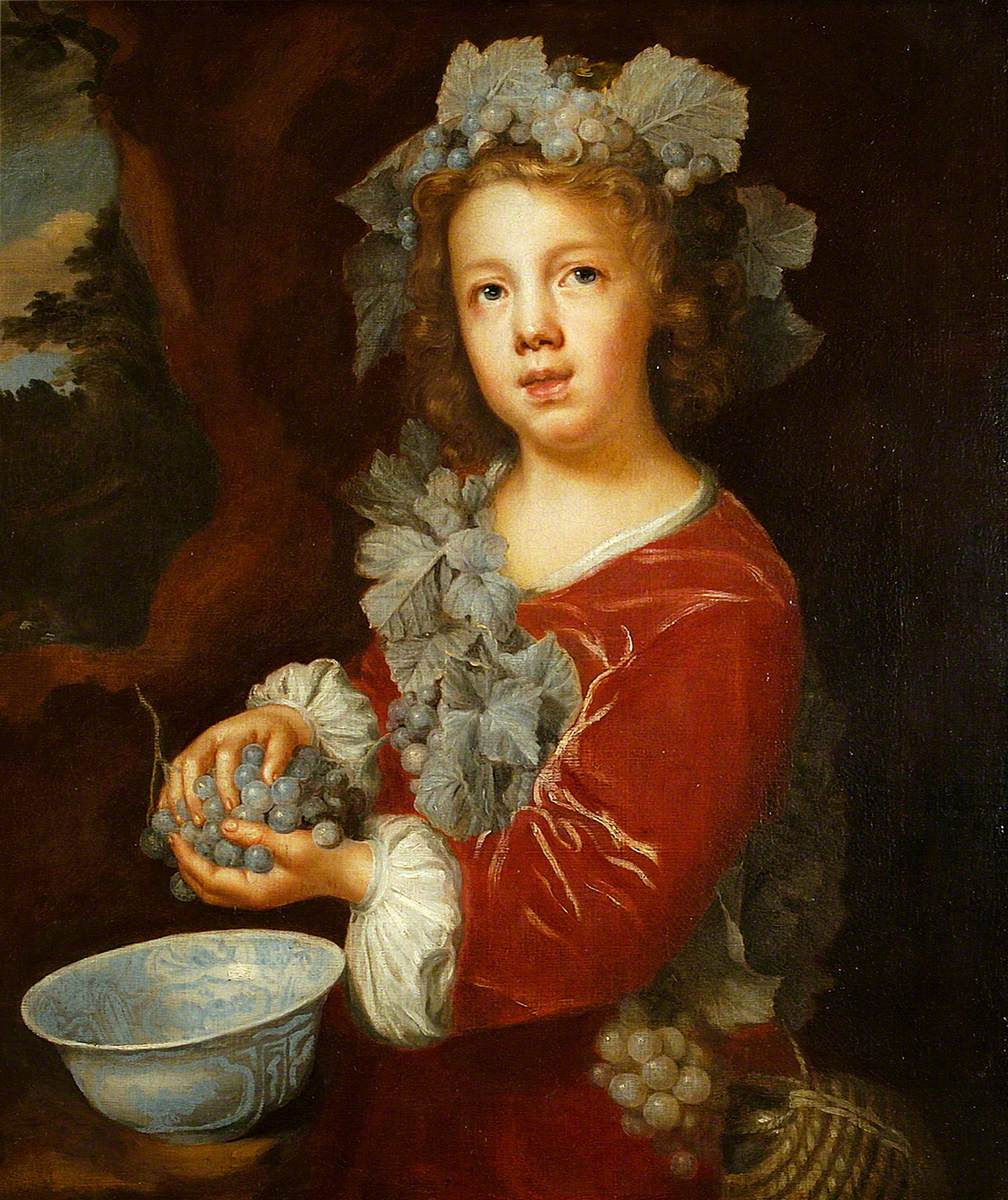 The Young Bacchus