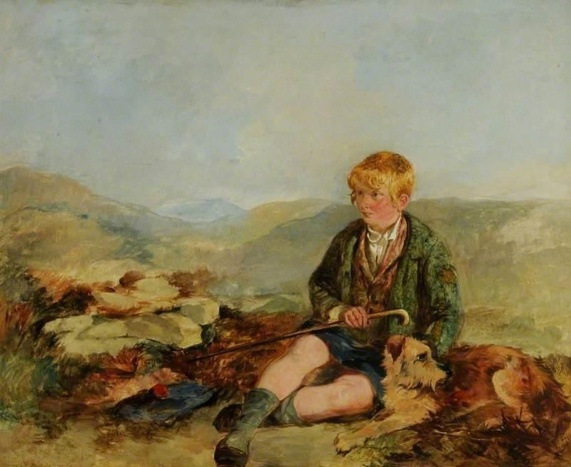 The Highland Gillie
