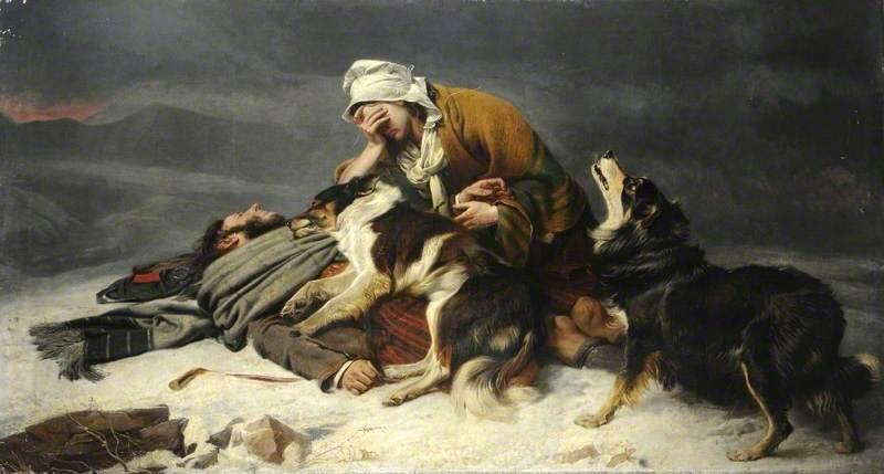 The Lost Shepherd