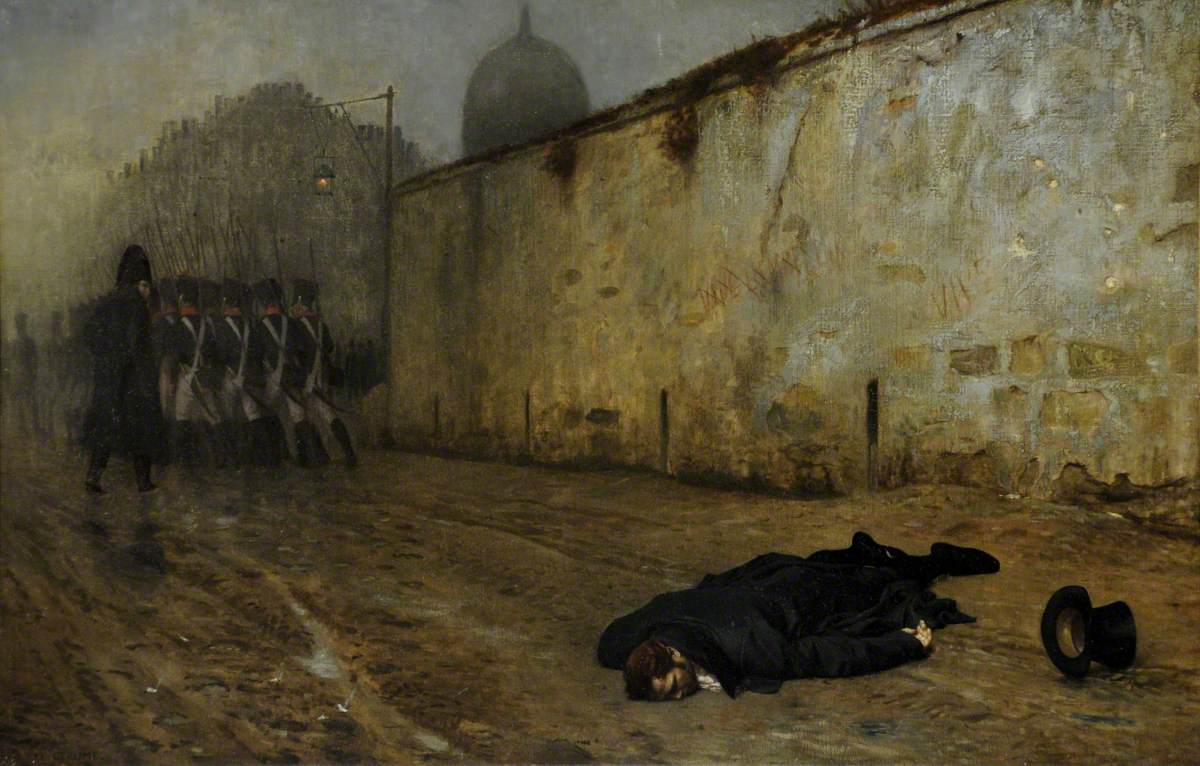 The Execution of Marshal Ney