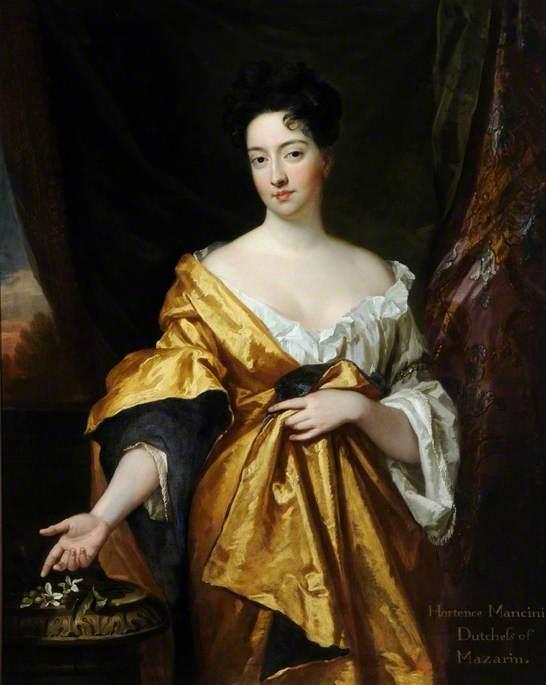Hortense Mancini (1646–1699), Duchess of Mazarin