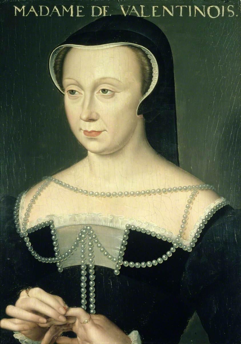 Diane de Poitiers (1499–1566), Duchess of Valentinois