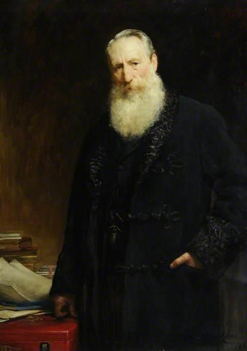 The Right Honourable Anthony John Mundella (1825–1897), MP