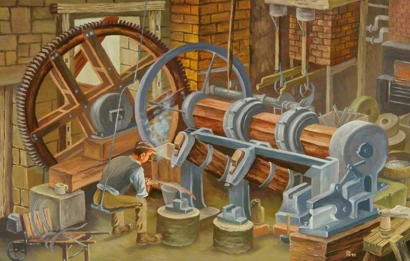 Tilt Hammer, 1930
