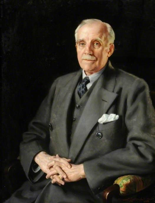 Frederick Marmaduke Osborn, Esq. (1874–1950), Chairman of the Sheffield Royal Hospital (1905–1948), Member of the Board (1912–1948)