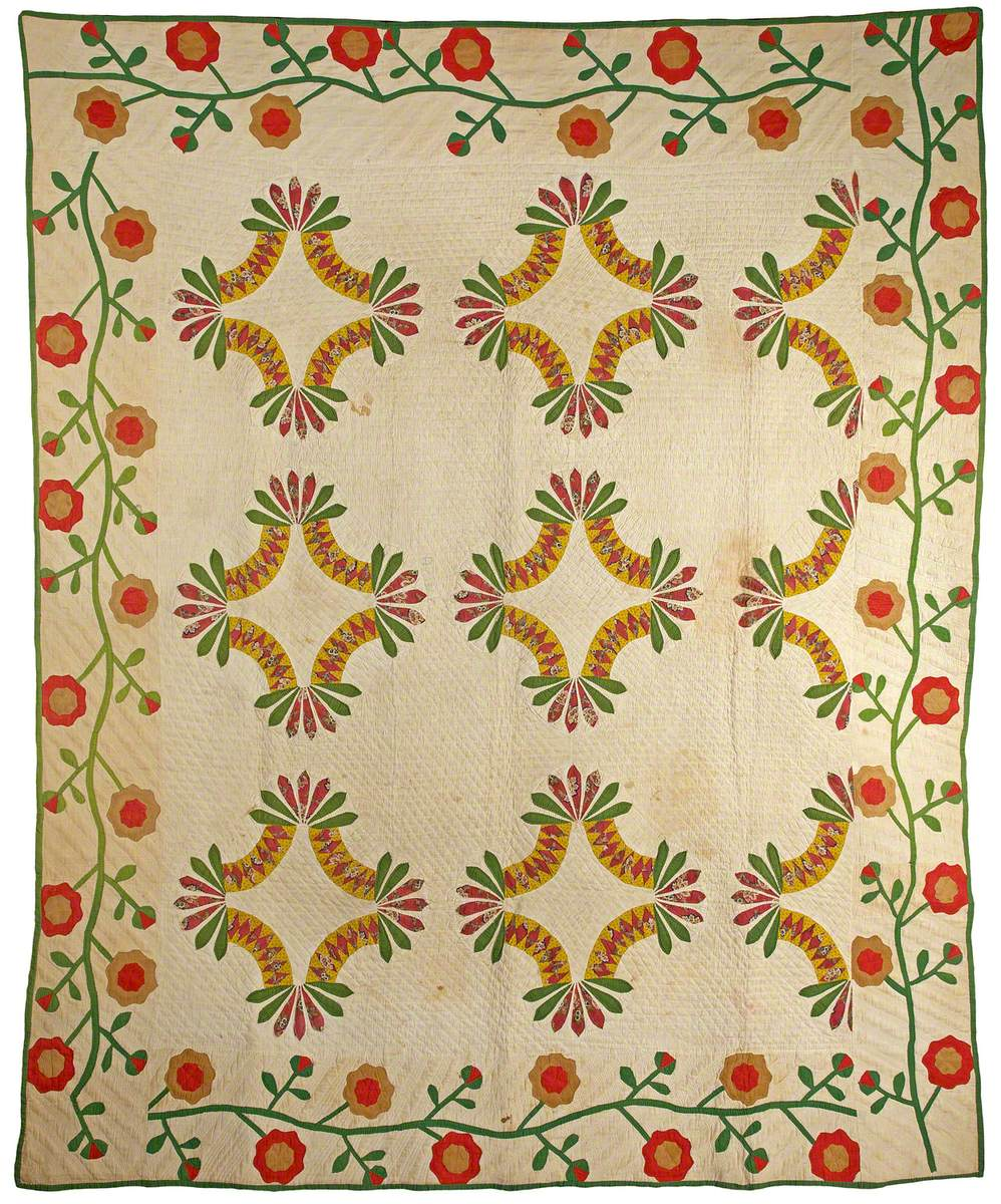 Whig's Defeat Quilt