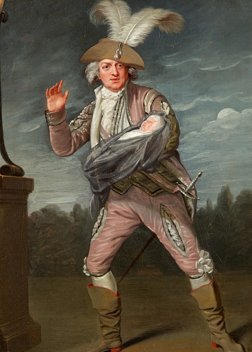 John Palmer as Don John in 'The Chances' by John Fletcher, Drury Lane, 1791