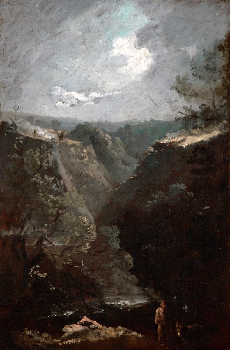 Wick Rocks near Bath