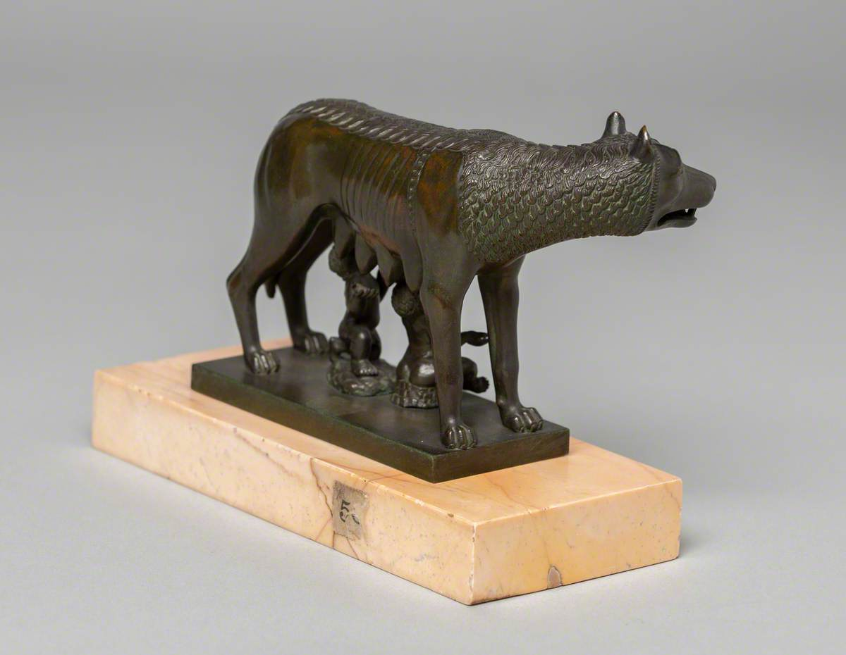 The Capitoline Wolf