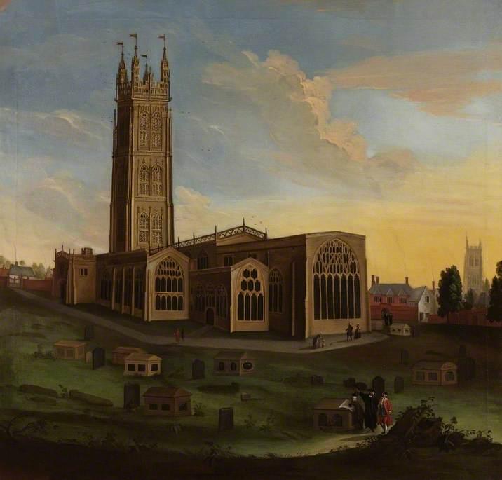 St Mary Magdalene Church and Vicarage, Taunton