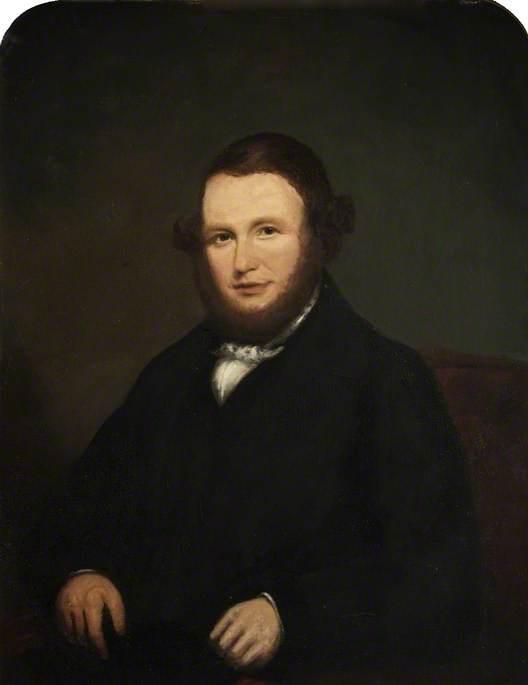 James Scarlett, Wine Merchant of Taunton