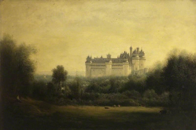 Château de Pierrefonds, Picardie, France