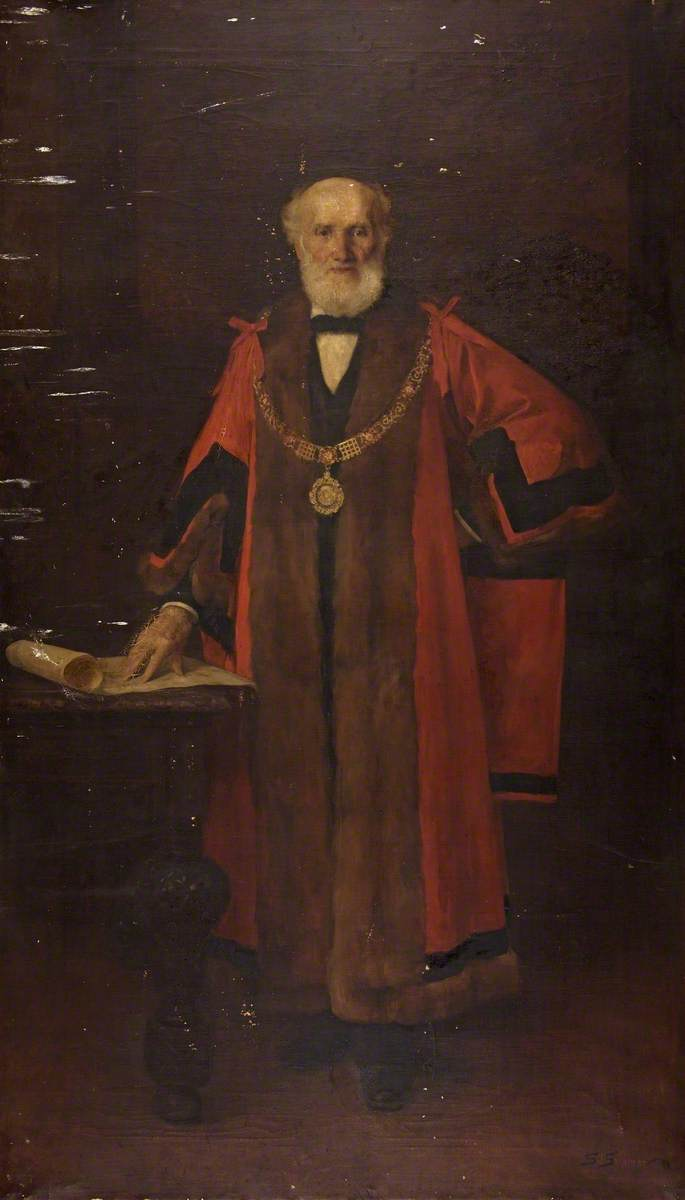 Sir Jerom Murch (1807–1896)