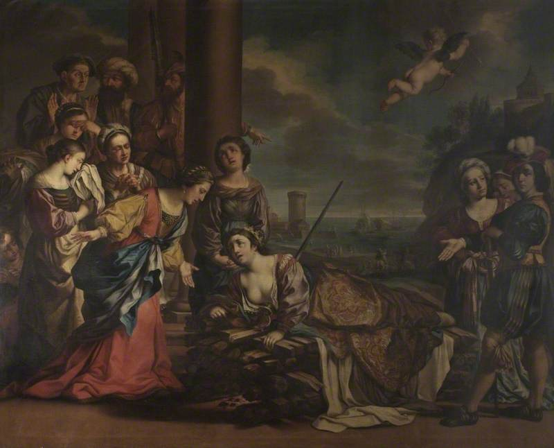 The Death of Dido