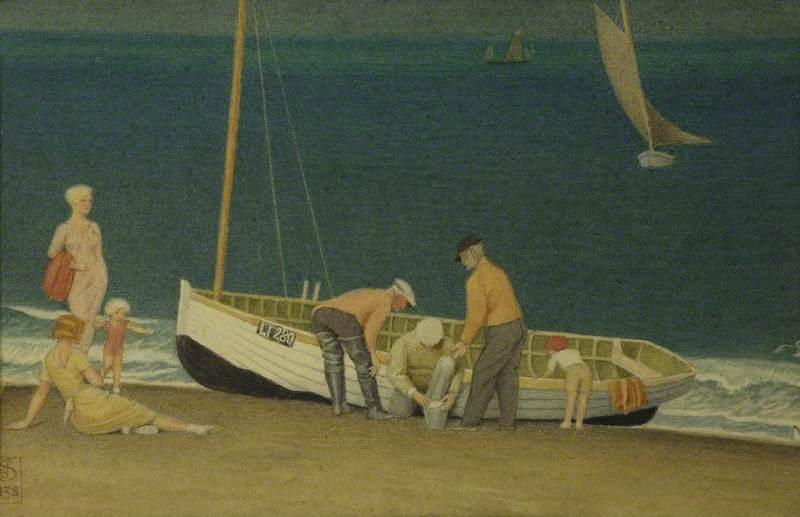 The Return of the Fishermen