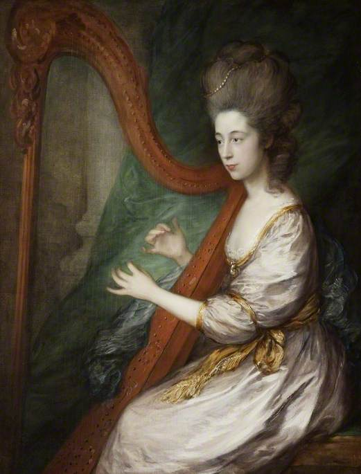 Louisa, Lady Clarges (1760–1809)
