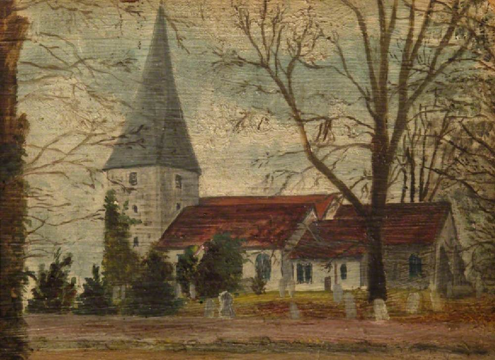 St Peter's Church, Ash, Surrey