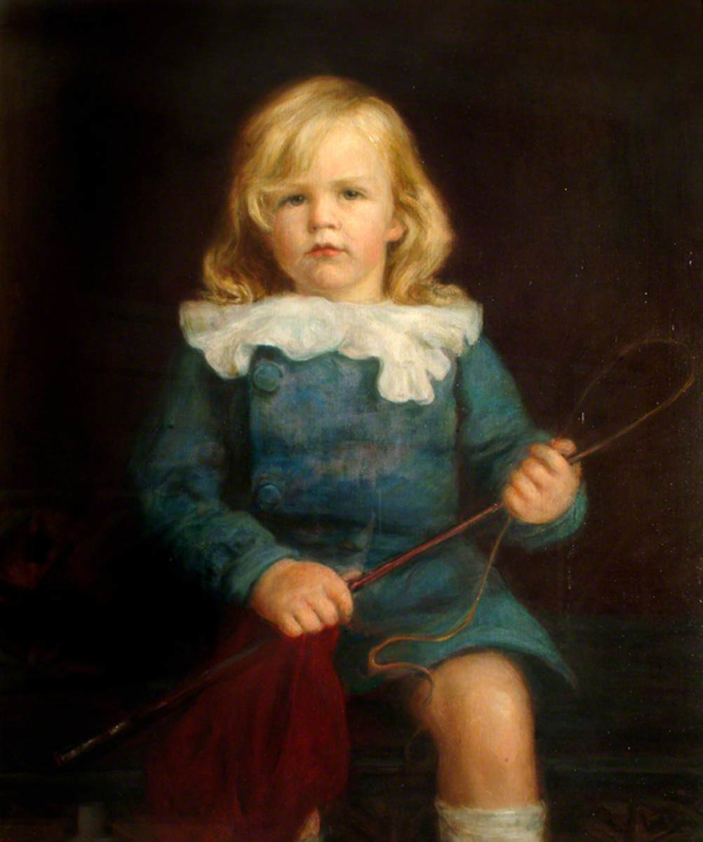 Robert John Brook Gill, Aged Two