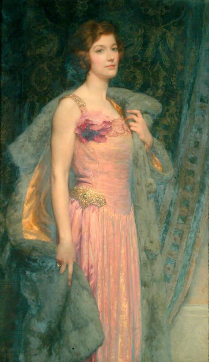Miss Edith Fitton