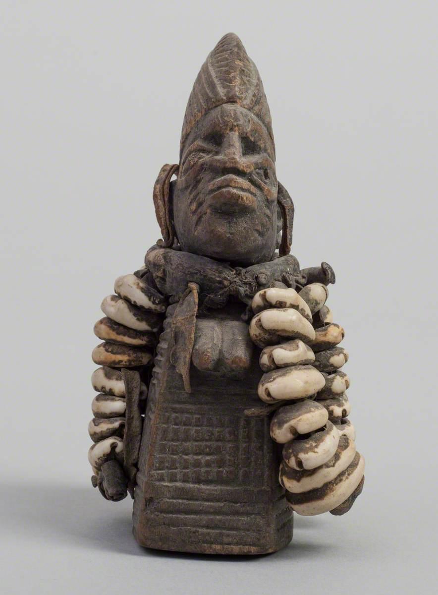 The Messenger God, Eshu