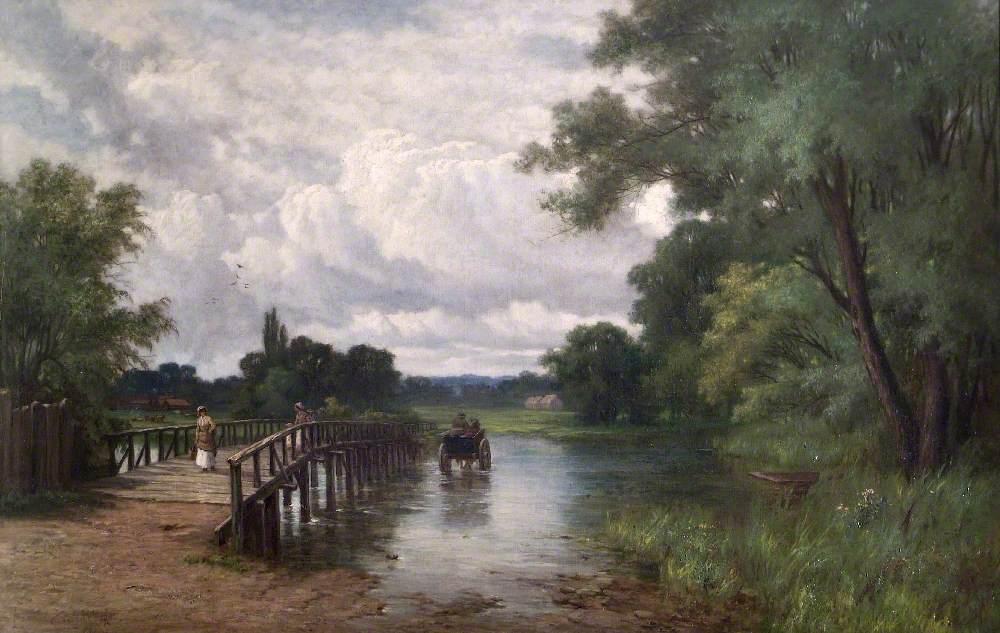 The Bridge over the Mole
