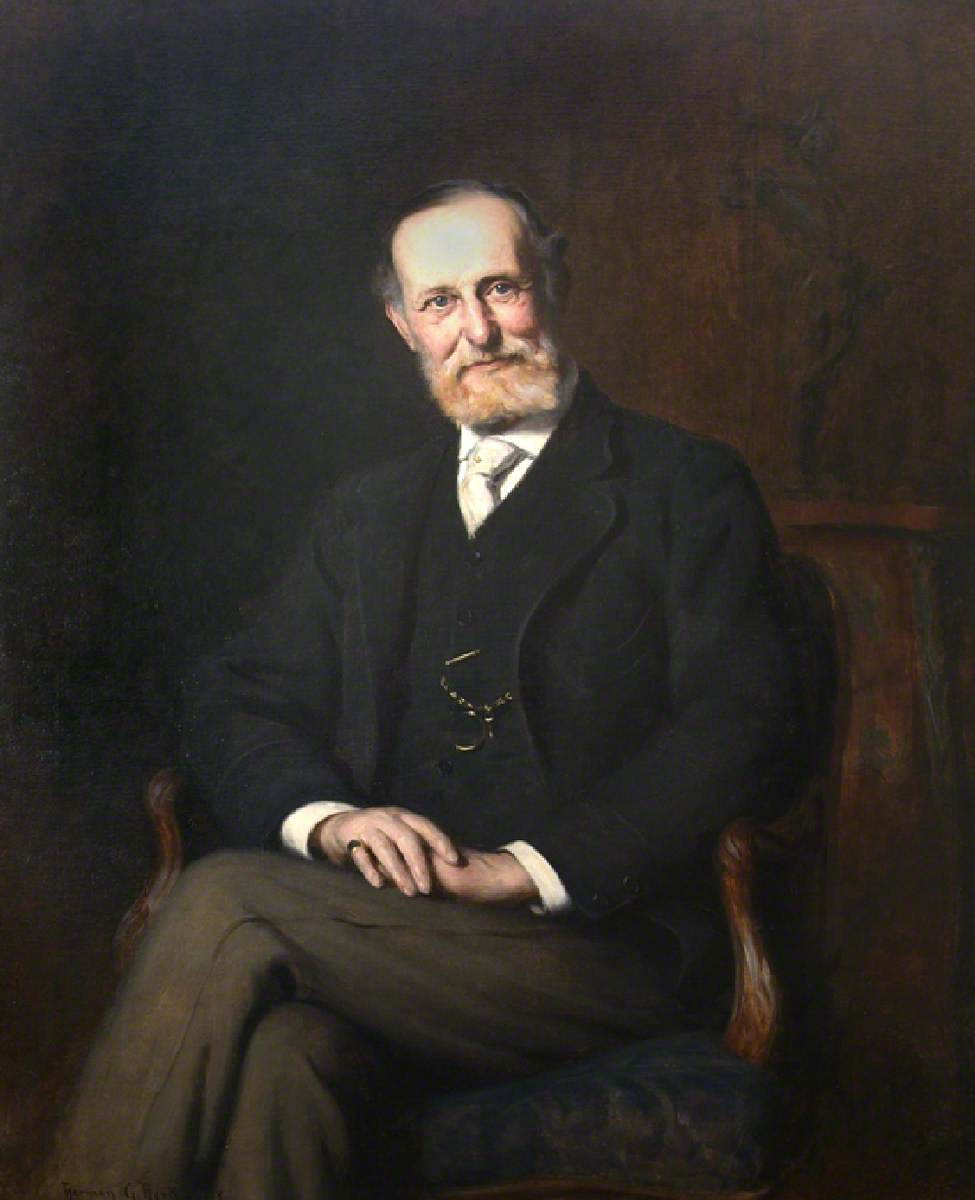 Edward Hugh Leycester Penrhyn, First Chairman of Surrey County Council (1889–1893)
